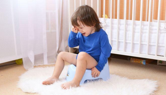 Foto: Copilul a intrat în colectivitate? Mare atenție la diareea cu rotavirus!