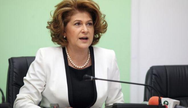 Foto: Liviu Dragnea: O voi propune pe primul loc la alegerile europarlamentare pe Rovana Plumb