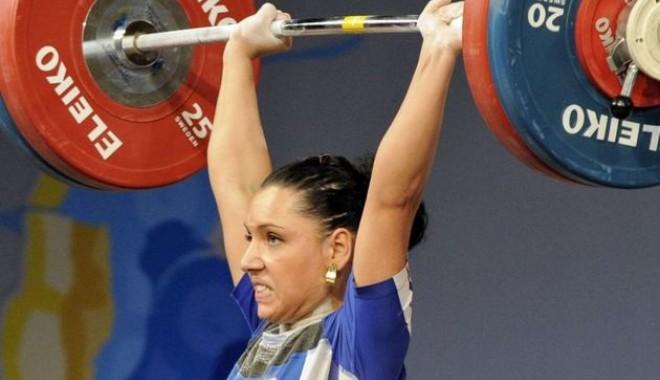 Foto: Jocurile Olimpice 2012 / Argint pentru halterofila Roxana Coco�