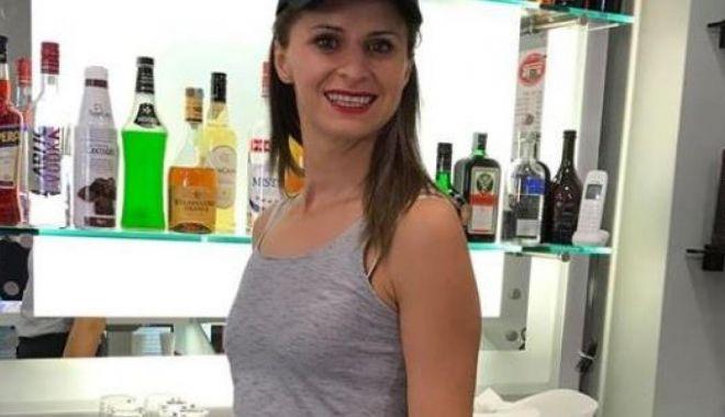 Foto: Roxana, românca din Italia care a avut curajul să înfrunte Mafia, decorată de președinte