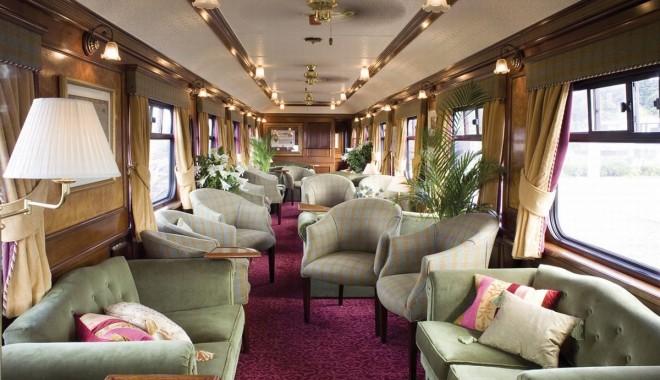 Foto: Tren de LUX pe ruta Budapesta-Teheran, cu oprire inclusiv în România