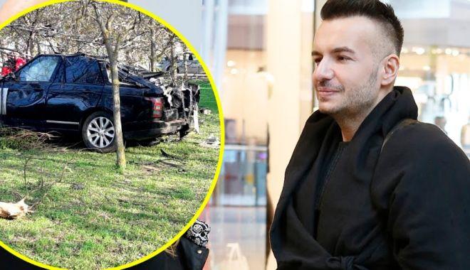 Foto: GALERIE FOTO / Creatorul de modă Răzvan Ciobanu a murit într-un cumplit accident rutier, ÎN CONSTANȚA, în această dimineață