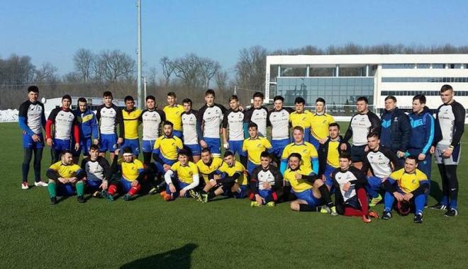Foto: Rugbiştii  de la ACS Tomitanii, convocaţi  la selecţionatele României de tineret
