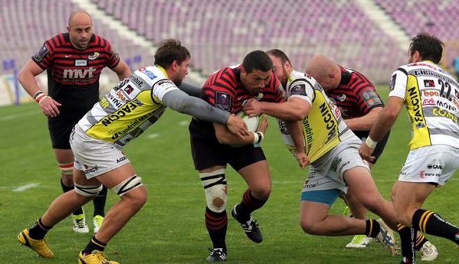 Foto: Cele mai tari meciuri de rugby, în luna ianuarie