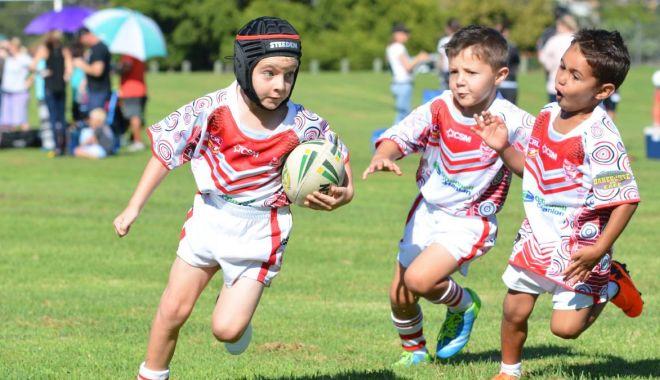 "Foto: Astăzi, start al ""Trofeului Dobrogei"" la mini-rugby"