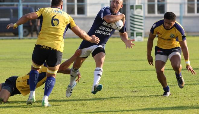 Foto: RCJ Constanţa a ratat bronzul şi la rugby în 7