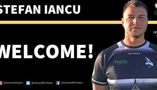 Rugby / Internaţionalul român Ştefan Iancu va juca în divizia a treia din Anglia - rugbyiancu-1620300351.jpg