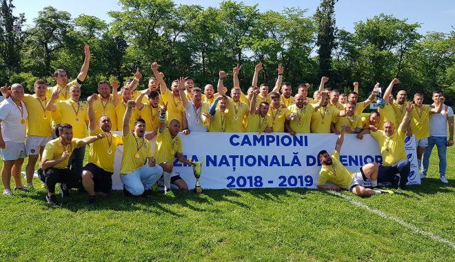 Foto: Cea mai tare în DNS la rugby. CS Năvodari, campioana de la mare!