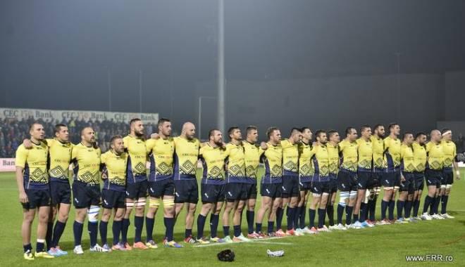Foto: Rugby: România, pe locul 17 în clasamentul mondial