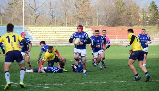 Foto: Rugby-ul constănţean, printre superlativele  anului 2017