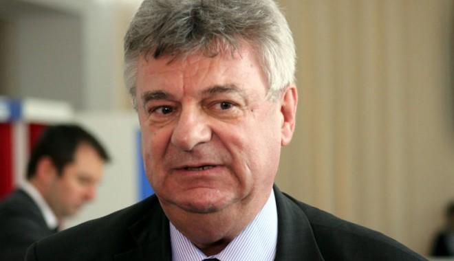 """Foto: Dr. Sorin Rugină - noul rector al Universităţii """"Ovidius"""""""