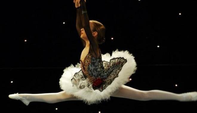 Foto: Balerina care a cucerit Croaţia