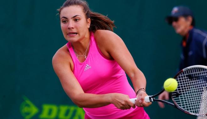 Foto: Tenis / Gabriela Ruse s-a oprit în semifinalele turneului ITF de la Joue-Les-Tours