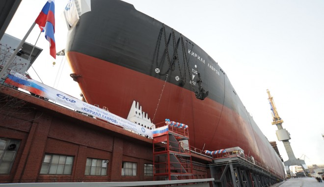 Foto: Rusia va construi 510 de nave pentru flota proprie, în următorii 15 ani