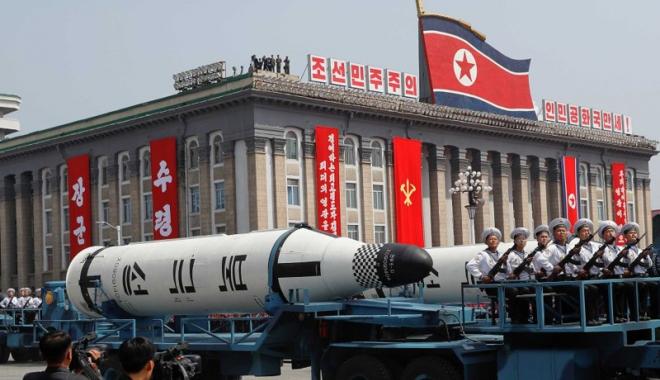 Foto: Rusia a trimis o delegaţie militară în Coreea de Nord