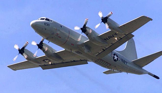 """Foto: Rusia: """"Am interceptat un avion spion american  deasupra Mării Negre"""". SUA protestează!"""