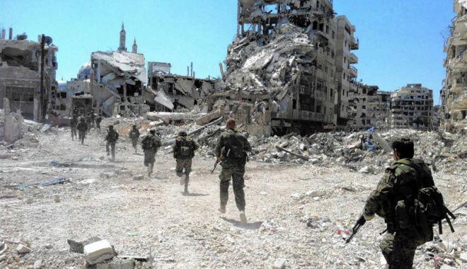Foto: Rusia avertizează SUA în legătură cu o agresiune ilegală împotriva Siriei