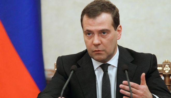 Foto: Rusia impune sancţiuni financiare împotriva elitei politice a Ucrainei
