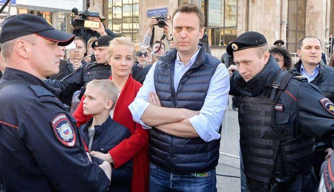 """Foto: Rusia, condamnată de CEDO la plata de daune în """"cazul Navalnîi"""""""