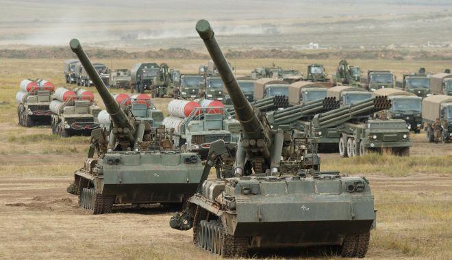 """Foto: """"Rusia se pregăteşte de un război la scară largă în Europa"""""""