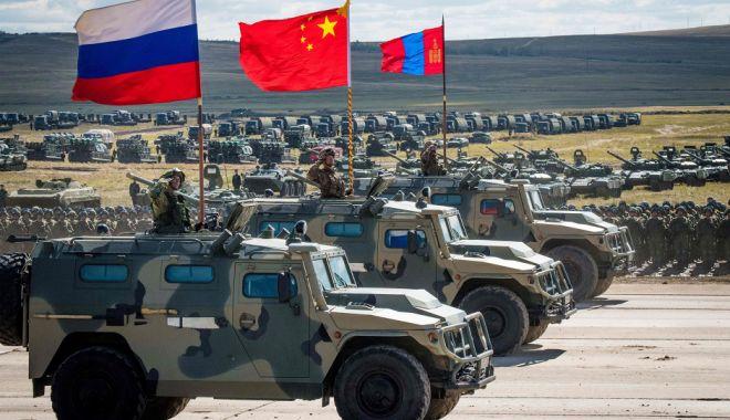 """Foto: """"Rusia este o ameninţare la adresa păcii în Europa"""""""