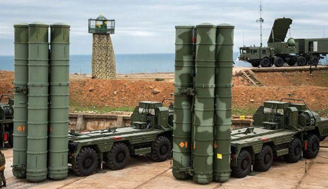 Foto: Turcia nu va renunţa să achiziţioneze rachete ruseşti S-400