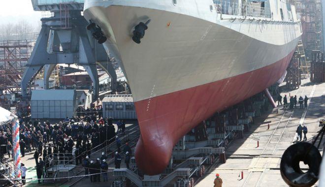 Foto: Pentru a-și proteja industria navală Rusia interzice importul de cargouri și tancuri petroliere