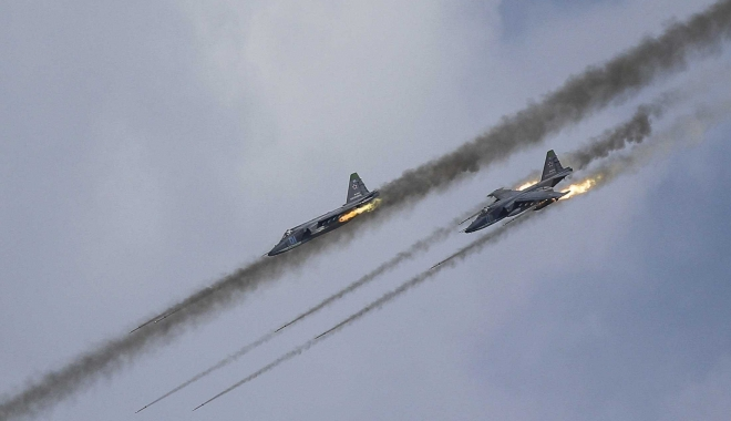Foto: Iran / Exerciții militare cu rachete