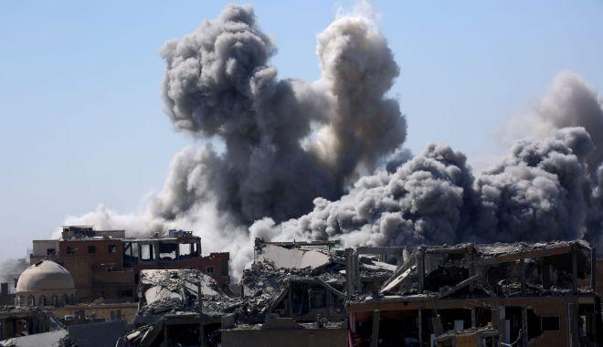 Foto: Rusia şi Siria le cer americanilor să plece de pe pământul sirian