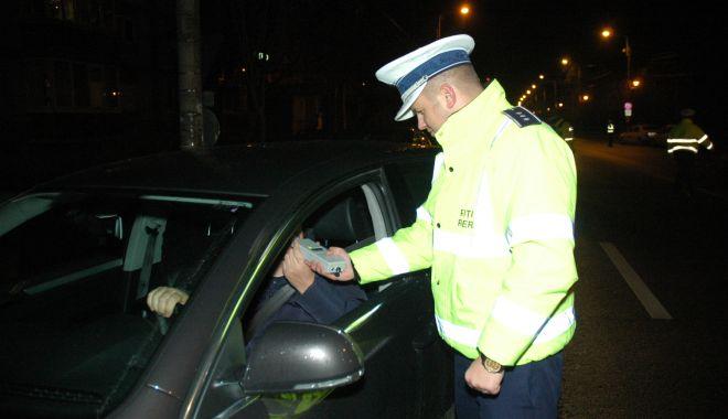 Foto: Beți la volan, prinși de polițiștii constănțeni