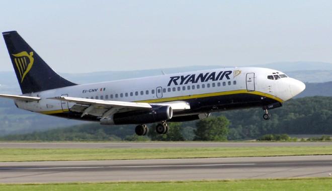 Foto: Ryanair introduce clasa business pe toate avioanele sale