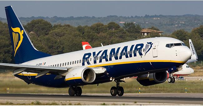 Foto: Reacția Ryanair după ce zeci de români au rămas pe aeroportul Ciampino din Roma