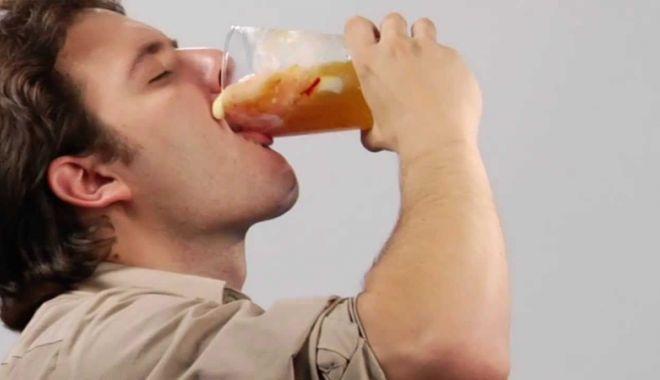 Foto: Să bea toată lumea!
