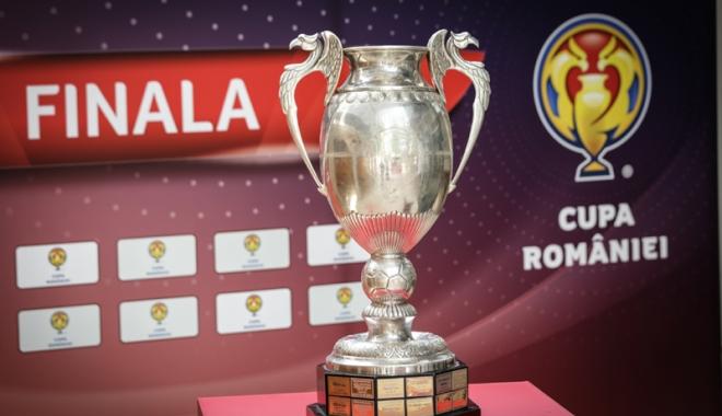 Foto: S-a decis programul optimilor Cupei României. Viitorul joacă în nocturnă