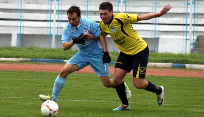 Foto: Săgeata speră să obţină un rezultat bun la Berceni