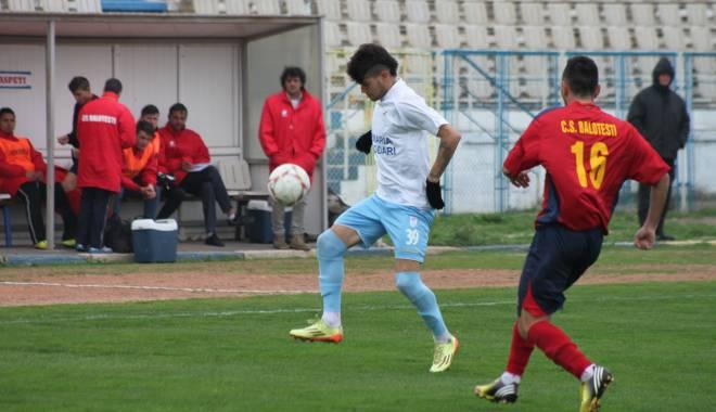 Foto: Fotbal: Săgeata Năvodari ar putea susţine meciul Suceava
