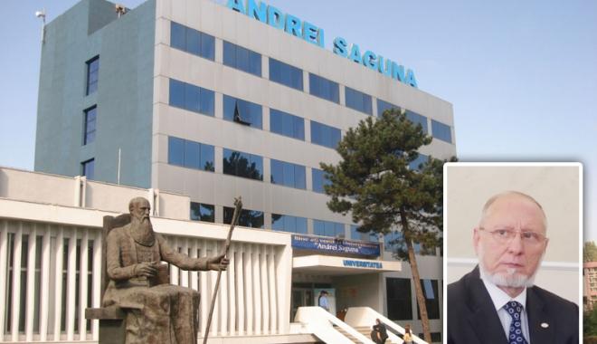 Foto: Poziția oficială a Universității Andrei Șaguna referitoare la reținerea lui Aurel Papari