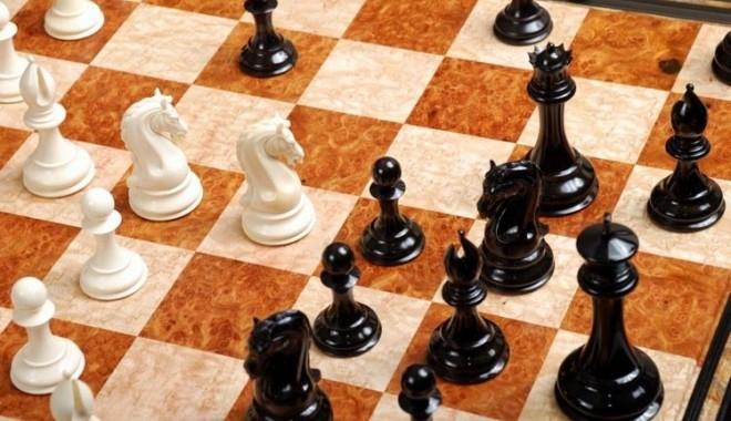 Foto: Şah / Naţionalele de şah pe echipe vor avea loc la Mamaia