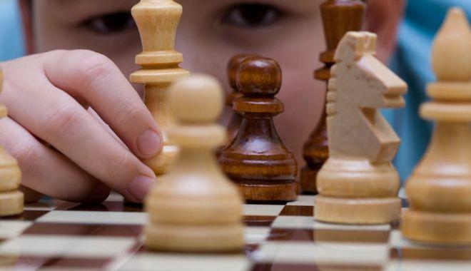 Foto: Campionatele Europene şcolare de şah, la Mamaia