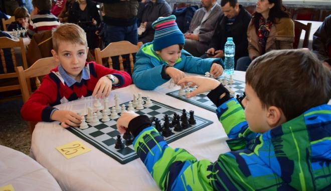 Foto: Şahiştii constănţeni, activitate intensă în debutul iernii