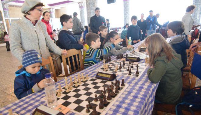 Foto: Campionii Cupei Primăverii la şah, desemnaţi la Complexul Cleopatra