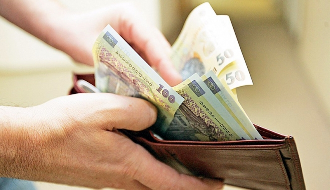 Foto: Cresc salariile bugetarilor. Sănătatea şi Educaţia au prioritate