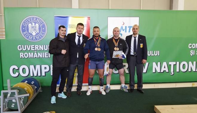 Foto: Salbă de medalii pentru sportivii de la CS Farul