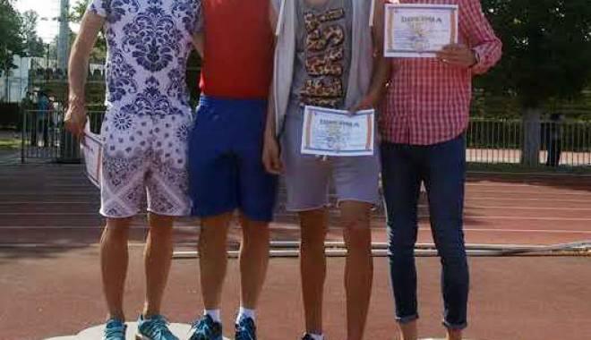 Salbă de medalii pentru atleții constănțeni - salbaatletism1-1433265494.jpg