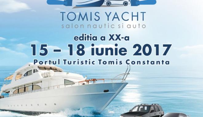 Foto: Salonul Nautic și Auto - TOMIS YACHT se deschide pe 15 iunie