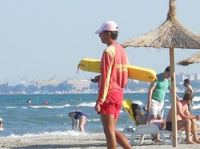 Foto: Alertă pe mare! Încă o persoană la un pas de înec
