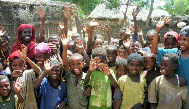 Foto: Salvaţi Copiii atrage atenţia asupra unei noi crize umanitare în Somalia