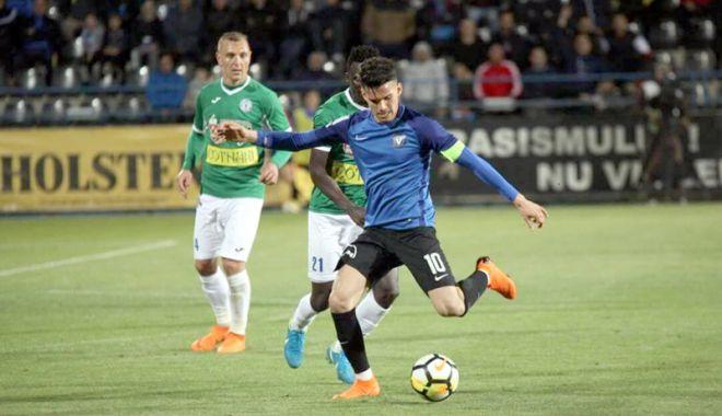 """Foto: Salvaţi de Ianis Hagi! FC Viitorul rămâne în """"zona euro"""""""