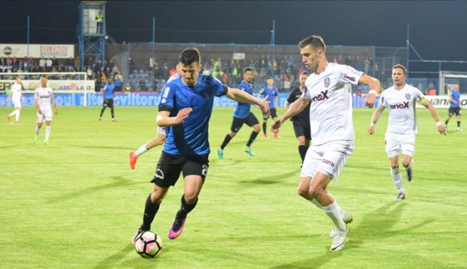 Salzburg, ultimul hop pentru FC Viitorul înaintea grupelor