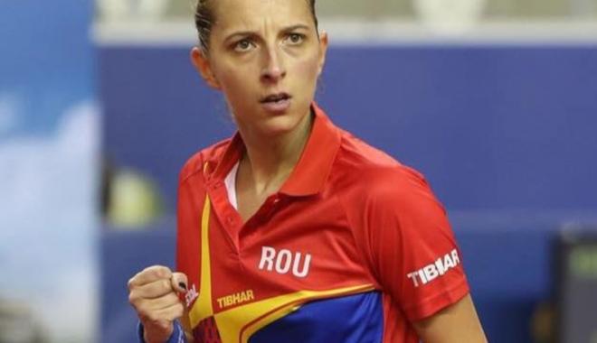 Foto: Tenis de masă / Campioanele europene vor fi premiate de MTS cu câte 37.000 de lei